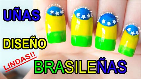 decoracion de unas bandera de brasil youtube