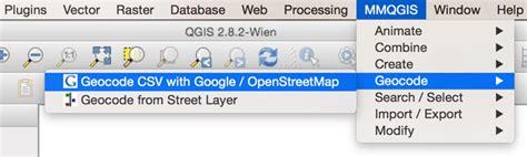 qgis geocoding tutorial how to geocode addresses using qgis gis lounge