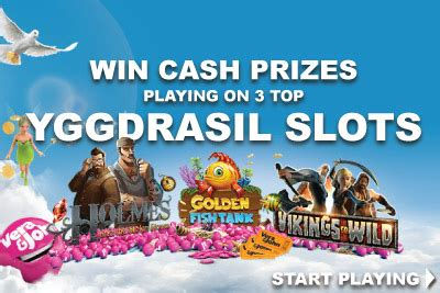 Win Real Money Slot Machines - play yggdrasil slot games complete missions win huge cash prizes