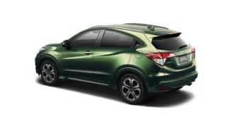 Hybrid Suv Honda Neuer Honda Crossover Hybrid Kommt 2015 Ecomento Tv
