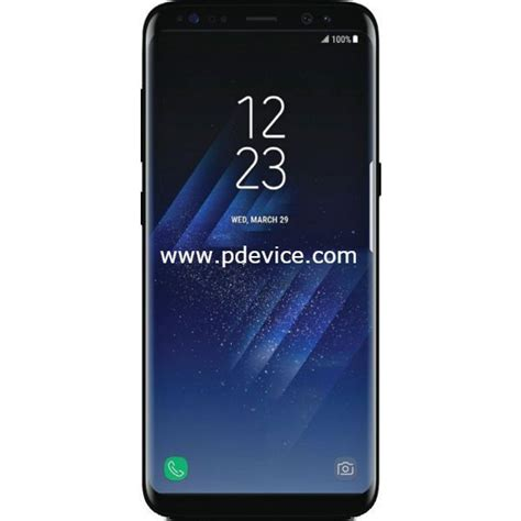 samsung galaxy s8 plus g955fd dual sim specifications price compare features review