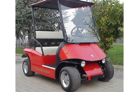 Lamborghini Golf Cart Tonino Lamborghini Golf Cart Is