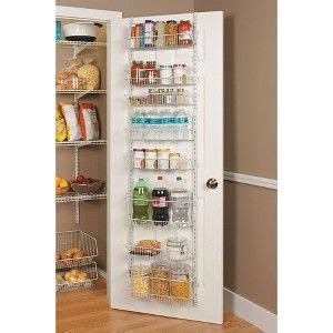closetmaid 8 tier adjustable door rack kitchen space