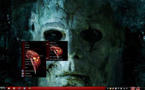 halloween themes for windows 7 windows 7 theme halloween windows 7 theme