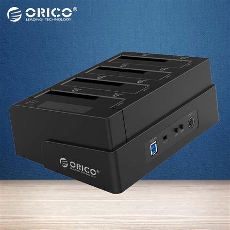 Orico 4 Bay 3 5 Usb 3 0 Hd Enclosure 9548u3 V1 Bk Original orico usb 3 0 to sata 4 bay external hdd station for 2 5 3 5 inch hdd ssd 4bay