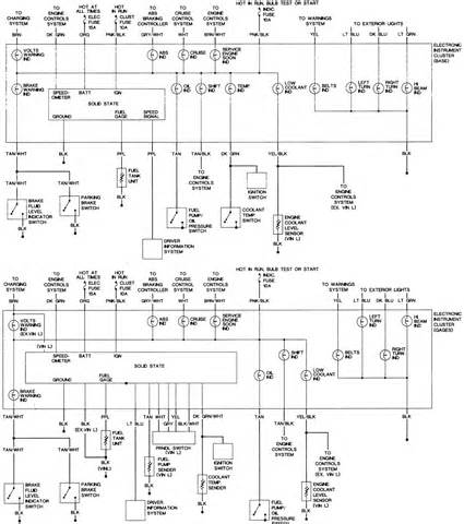 dodge aries wiring diagram ford fairmont wiring diagram elsavadorla