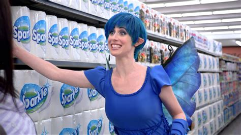 sparkle commercial fairy actress the flo complex white women as manic pixie props for ads