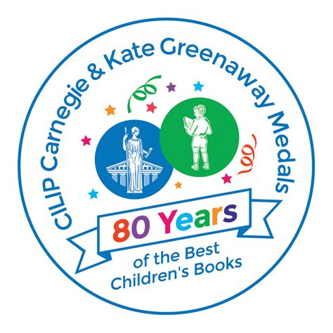 80 years of color books the cilip carnegie and kate greenaway awards