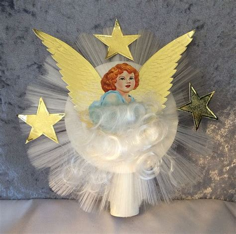 best 28 fashioned christmas tree toppers old