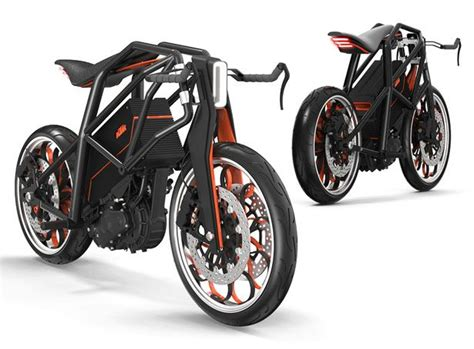 Ktm Elektroauto by Ktm Ion Has Been Designed To Represents Ktm S Vision Of
