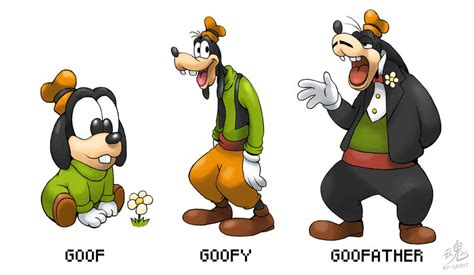 What Is Concept by 009 Goof Goofy Goofather By Ry Spirit On Deviantart