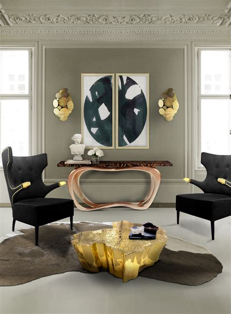 console living room 10 amazing modern console tables for your living room design
