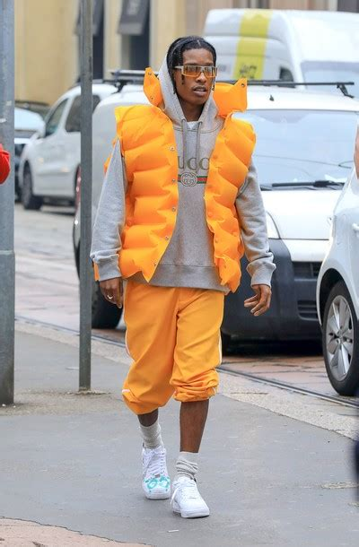 asap rocky outfits asap rocky clothing looks brands costumes style and