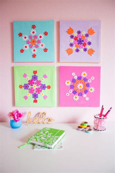 diy spring home decor 12 diy wall art ideas for spring home d 233 cor shelterness