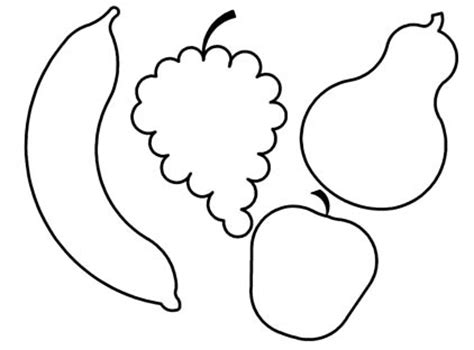 fruit templates reading club color your world read