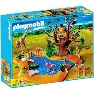 playmobil safari huis goedkoop playmobil safari uitkijkpost 4827 kopen bij
