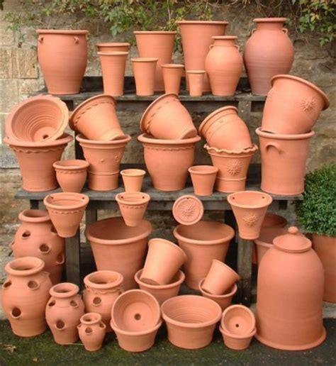 Handmade Terracotta Pots - handmade terracotta plant pots terracotta planters the