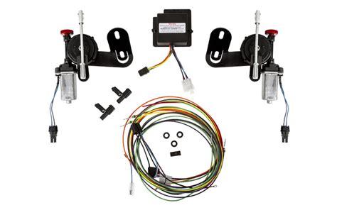 detroit speed headlight door kit infinitybox