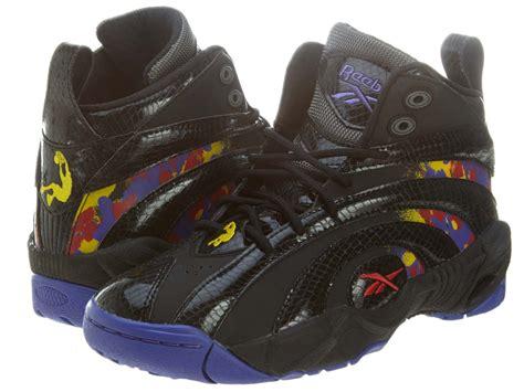 boys basketball shoes size 5 reebok shaqnosis og youth boys size 5 5 black basketball