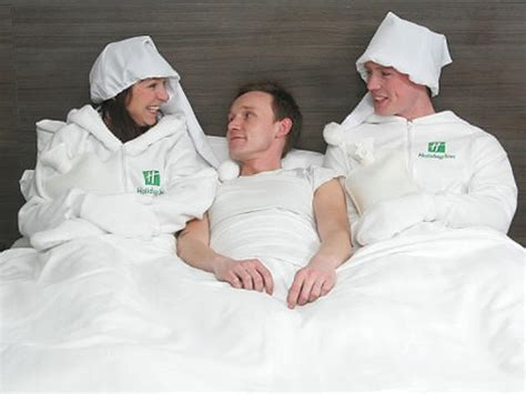 warm bed holiday inn location in london offers human bed warmer service ny daily news