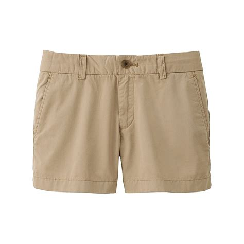 Celana Pendek Warna Dongker 1 uniqlo wanita celana pendek chino mikro