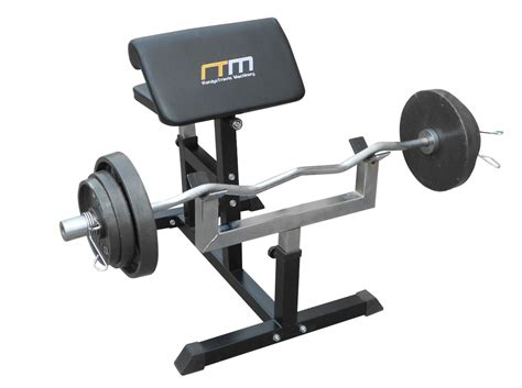 bench curl preacher curl bench weights commercial bicep arms