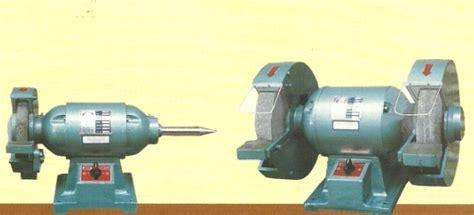 bench grinder india elmaco brand grinder polisher abrasive grinder pedestal