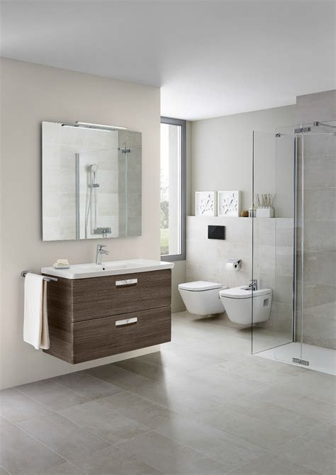Beige Bathroom Interiors: Best Ideas, Combinations and