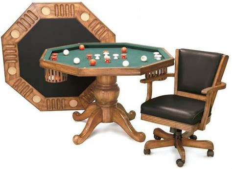 bumper pool table table pool table 3 in 1 octagon