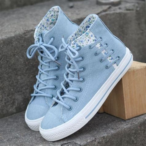 cutest sneakers kawaii floral lace sneakers se0665