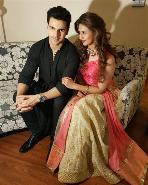 vivek dahiya latest news divyanka tripathi shares an adorable post for husband