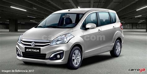 Suzuki Ertiga Gl 2018 suzuki ertiga gl 2018 precio en colombia