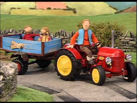 kleiner roter traktor die superdetektive youtube