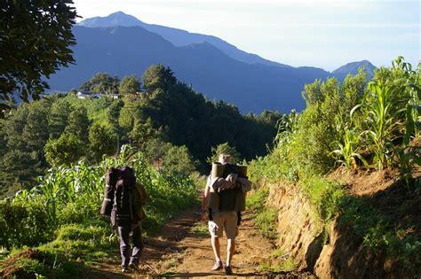 hikes  volcanoes  mountains  guatemala altiplanos