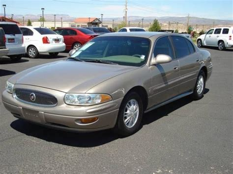 2002 buick lesabre limited 2002 buick lesabre information and photos momentcar