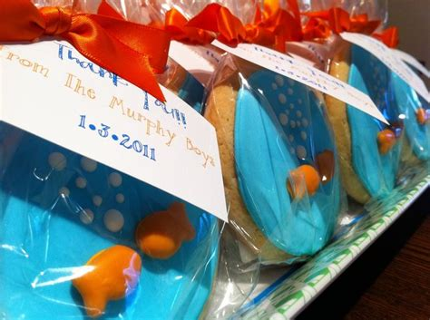 Fish Themed Baby Shower by Fish Baby Shower Theme Sweet Nothings Made By Me Fish Themed Baby Shower Cookies Fishy