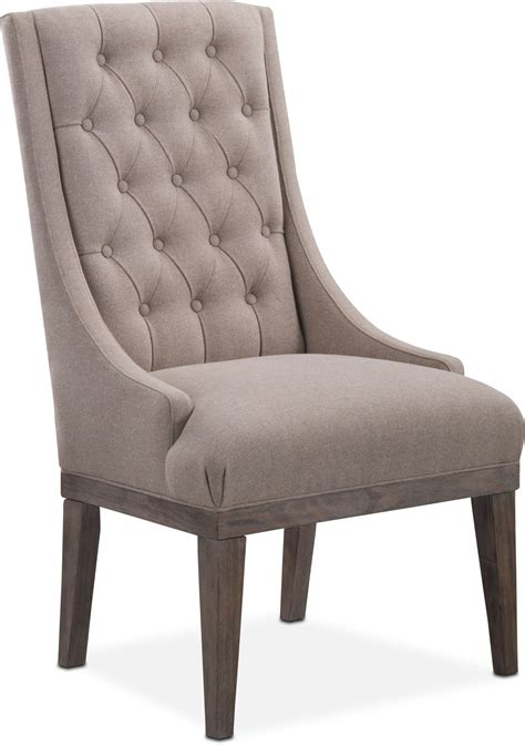 Host Dining Chairs Lancaster Host Chair Parchment American Signature Furniture