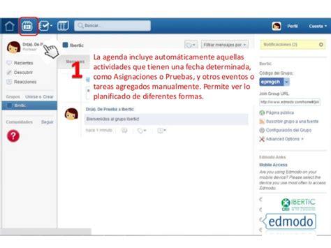 edmodo là gì edmodo c 243 mo utilizar la agenda docentess 2013