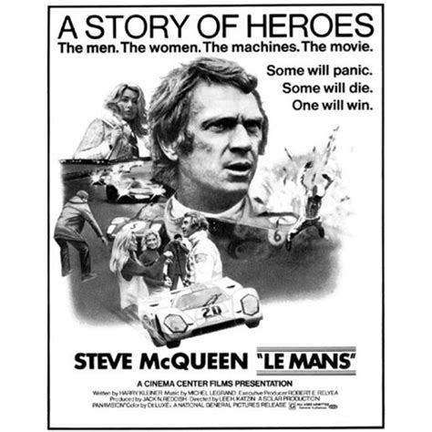 steve mcqueen the life and legend of a hollywood icon steve mcqueen story of heroes poster aw9912