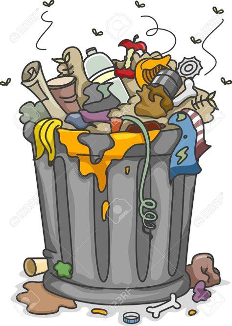 trash clip trash clipart contamination pencil and in color trash