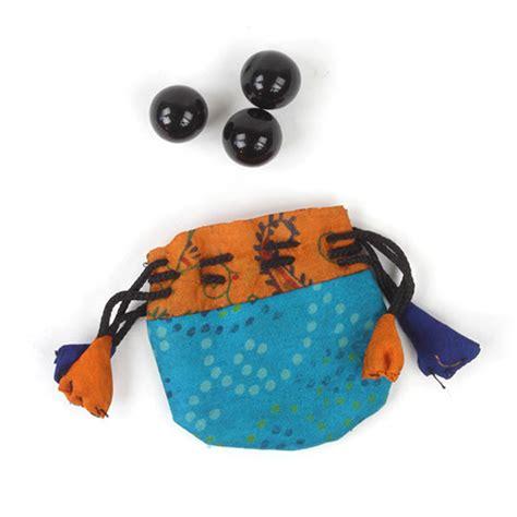 Eco Bags Handmade Fairtrade Sari Bag by Recycled Sari Drawstring Pouch Bag Handmade Fair Trade Siesta