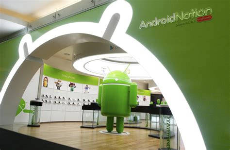 android store android nation brick and mortar stores coming to india