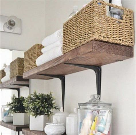 cheap bathroom shelves laundry room storage ideas and designs to make the room