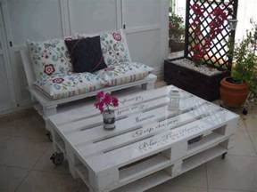 Patio Z Palet Diy Pallet Patio Furniture Outdoor Living