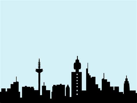 Skyline Outline by New York City Skyline Outline Cliparts Co
