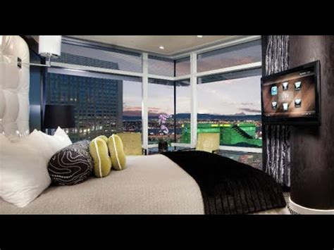 bedroom strip aria las vegas one bedroom penthouse strip view youtube