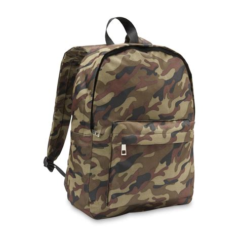 Camouflage Your Shopping by Joe Boxer Backpack Camouflage Shop Your Way