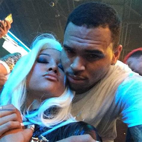 adrienne bailon not happy with chris brown s rant chris brown slams tamar adrienne bailon paperblog