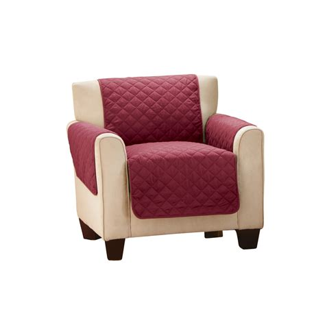 Quilted Recliner Covers Reversible Quilted Furniture Cover By Collections Etc Ebay