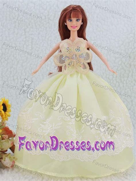 The Most Beautiful Beading and Embroidery Yellow Green